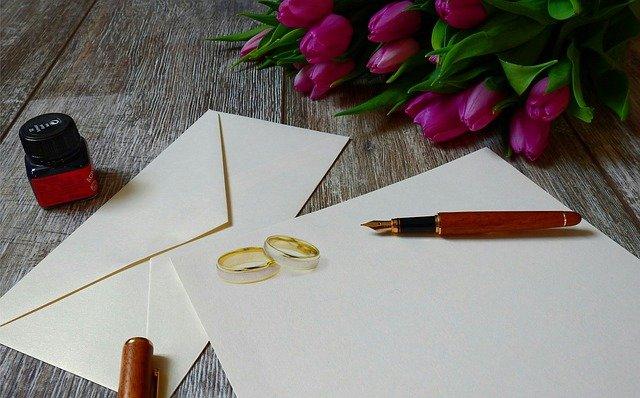 הזמנות לחתונה במגוון עיצובים